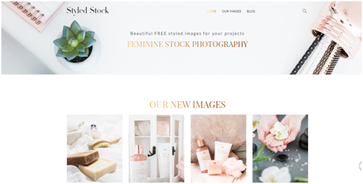 styled stock get free images
