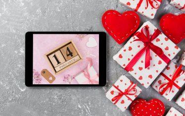 valentine day campaign