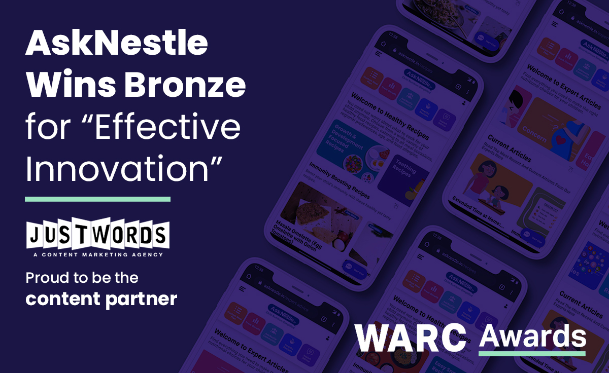 AskNestle Wins Bronze at the Global WARC Awards