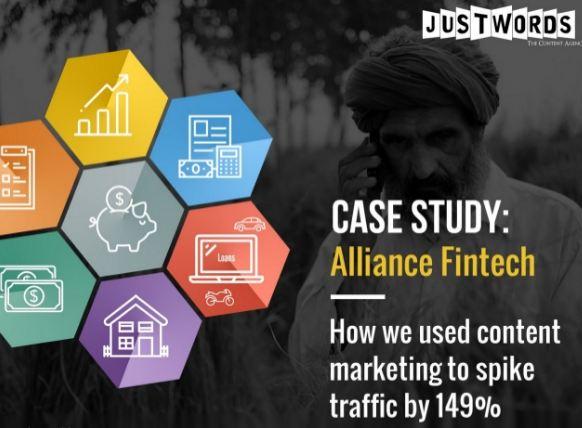 Free Case Study Alliance Fintech
