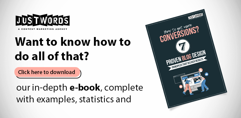 principles of blog design e book