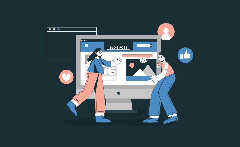 principles of blog design