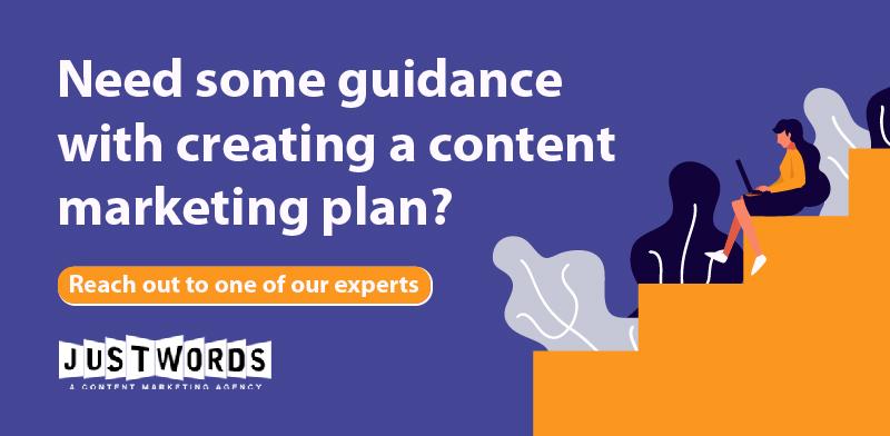 Content Marketing Plan CTA