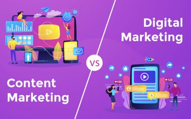 Content Marketing vs. Digital Marketing